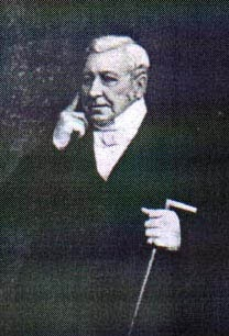 William Prance portrait